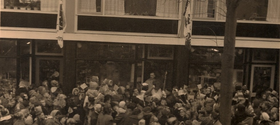 Haitsma Sinterklaas 1957