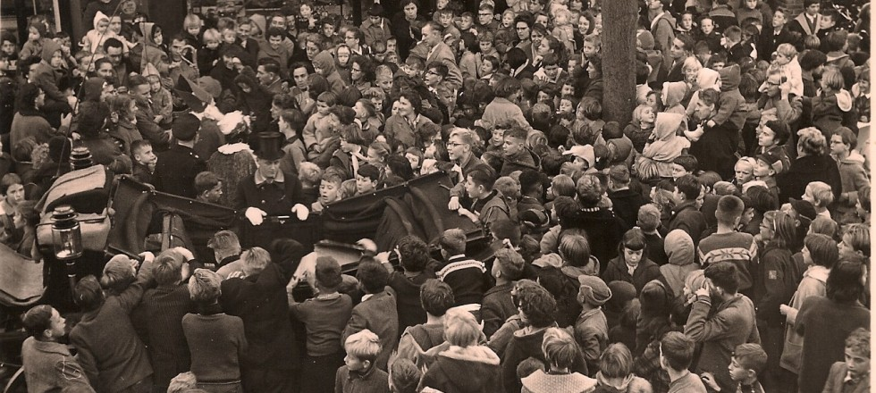 Haitsma Sinterklaas 1959